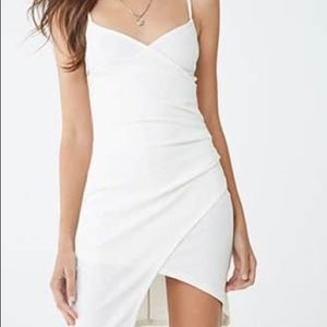 NWOT LoveJ (Forever 21) Asymmetrical Dress